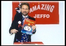 Amazing Jeffo's Magic Coloring Book